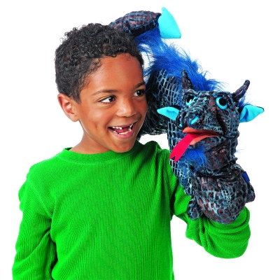 Folkmanis® Sea Serpent Puppet