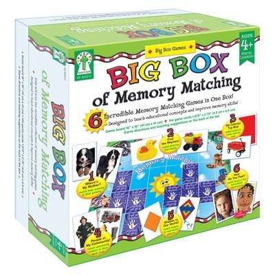 Big Box of  Memory Matching