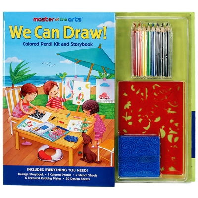 Master of the Arts: We Can Draw!