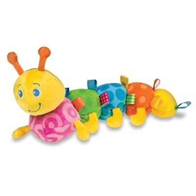 Taggies Soft Caterpillar