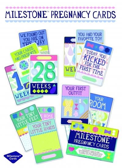 Milestone™ Baby Cards
