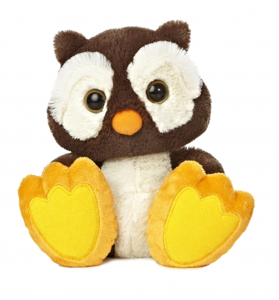 Taddle Toes-Winks Owl
