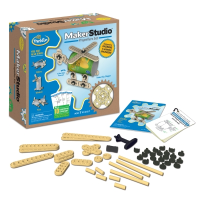 Maker Studio™ : Propellers Set