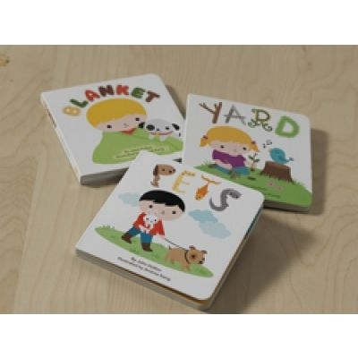 Baby Unplugged™ board book series