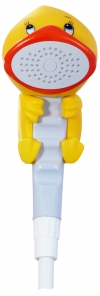 Rubber Duckie Bath & Shower Wand