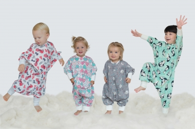 Flying Squirrel Toddler PJ (12m-5T)