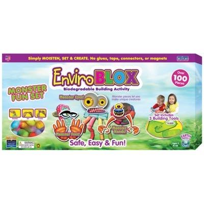 EnviroBlox™ Monster Fun Set