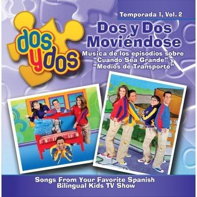 Dos y Dos Moviendose CD