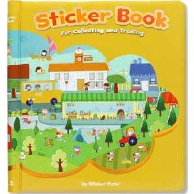 Happy Day Sticker Book
