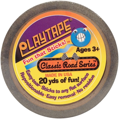 PlayTape-Fun that Sticks! Classic Road Series