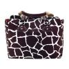 Diaper Bag Tote: Giraffe