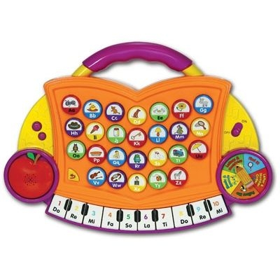 Electronic Learning-ABC Melody Maker