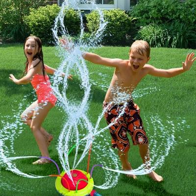 Hydro Swirl Spinning Sprinkler (Ages 4+, SRP $12.99)