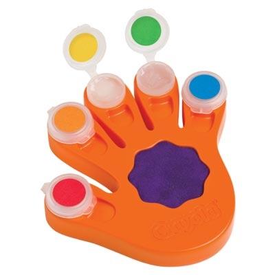 Crayola Color Wonder™ Fingerpaints