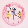Nina Ballerina Wall Clock