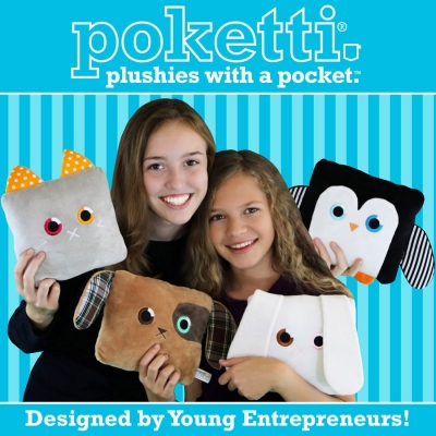 Poketti Plushies with a Pocket