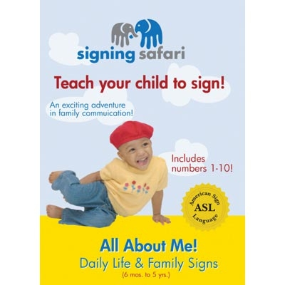 Signing Safari™- All About Me!