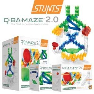 Q-BA-MAZE 2.0 Mega stunt Set