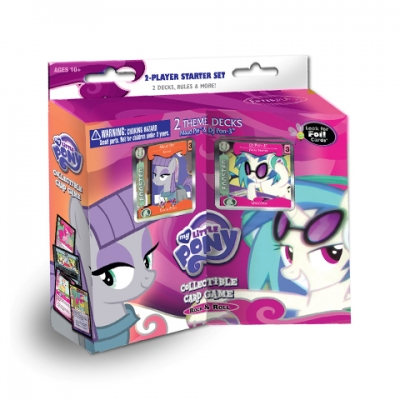 Rock n Rave 2-Player Set (My Little Pony)