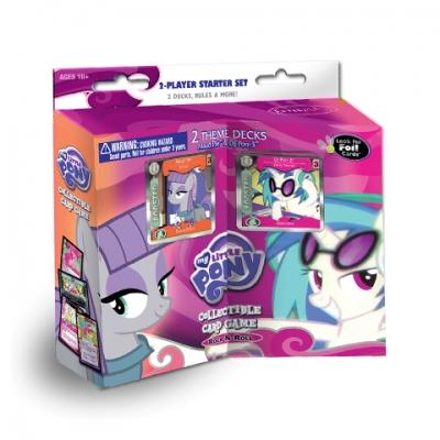 Rock n Rave 2-Player Set (My Little Pony)