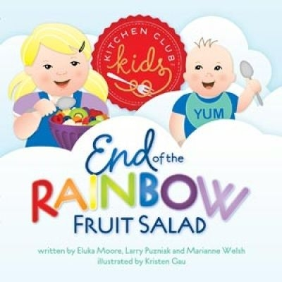 Kitchen Club Kids End of the Rainbow Fruit Salad
