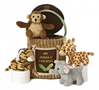 Baby Talk-My Jungle Friends