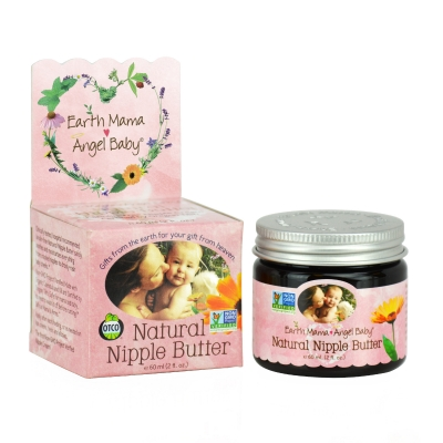 Natural Nipple Butter
