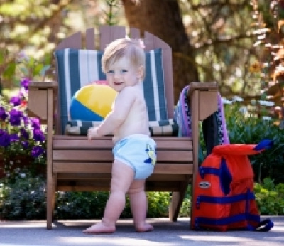 Monkey Doodlez Snap Closure Swim Diapers