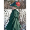 Woodsman Hat and Cape