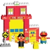 Sesame Street® Neighborhood Collection™- Firehouse Building Set™