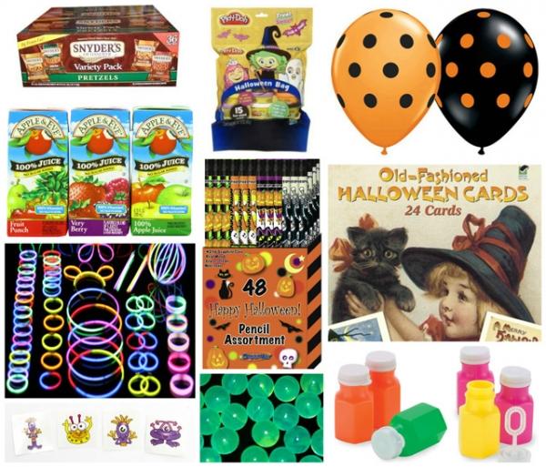10 ideas for non candy halloween treats creative child for Creative ideas for halloween treats