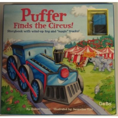 Puffer Finds the Circus!