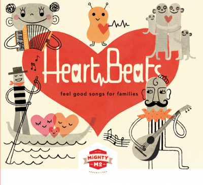 Heart Beats: Feel-Good Songs for Families
