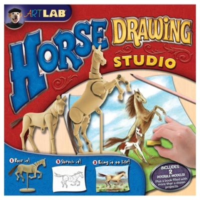 ARTLAB Horse Drawing Studio