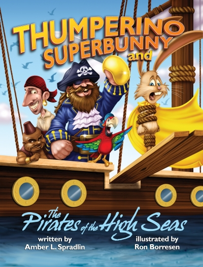 Thumperino Superbunny and the Pirates of the High Seas