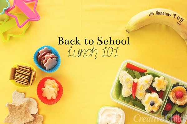 back to school lunch ideas creative child