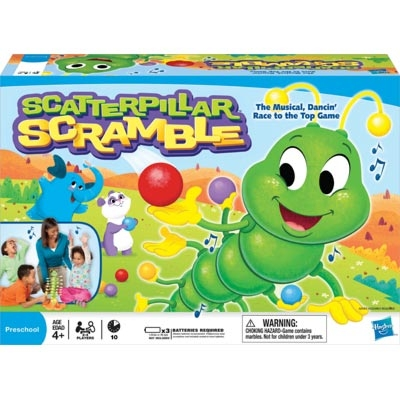 Scatterpillar Scramble™