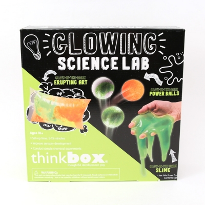 Think Box: Glowing Science