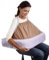 San Diego Bebe TWIN Eco-Nursing Privacy Pillow