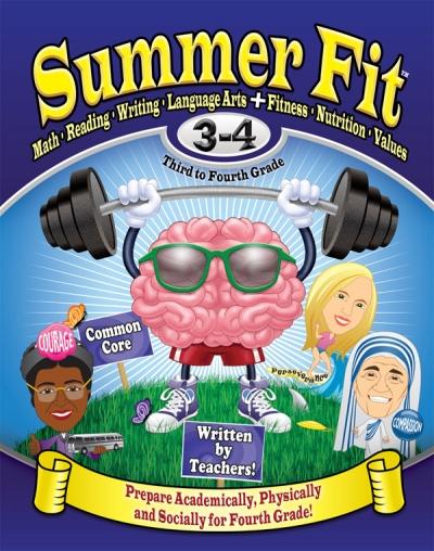 Summer Fit Learning Grades PK thru 7-8