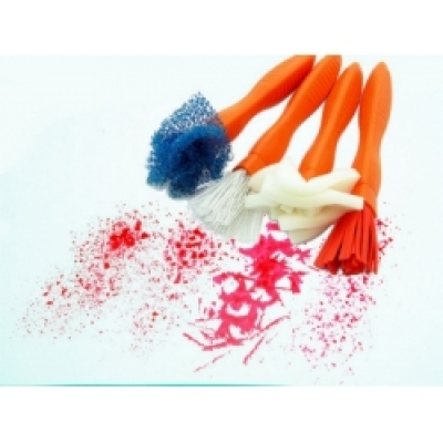 R2L Easy Grip Mini Texture Wands Set 2