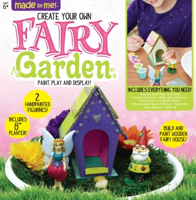 Made By Me: Create Your Own Fairy Garden