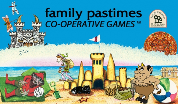 Family Pastimes A Beautiful Place A Co-Operative Ecology Game
