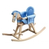 Teamson Kids Natural Rocking Horse