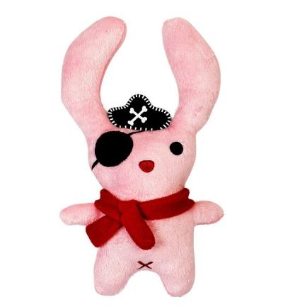 Pinkie Pirate Dooodolls Plush Doll