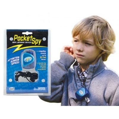Pocket Spy Mini Listening Device