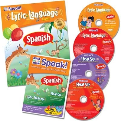 Your Baby Can Speak! Spanish