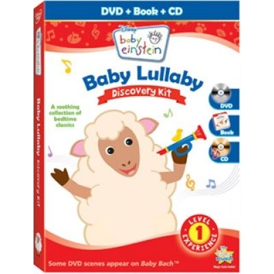 Baby Lullaby Discovery Kit