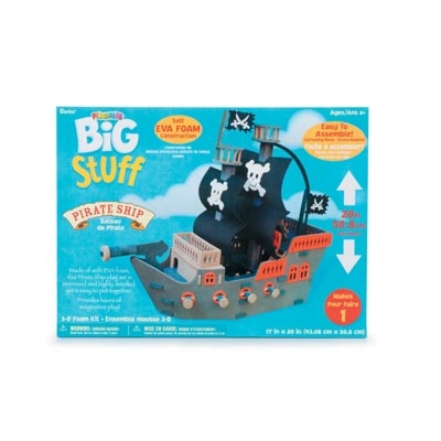 Foamies® Big Stuff Pirate Ship