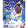Coral Reef Fish Model Kit